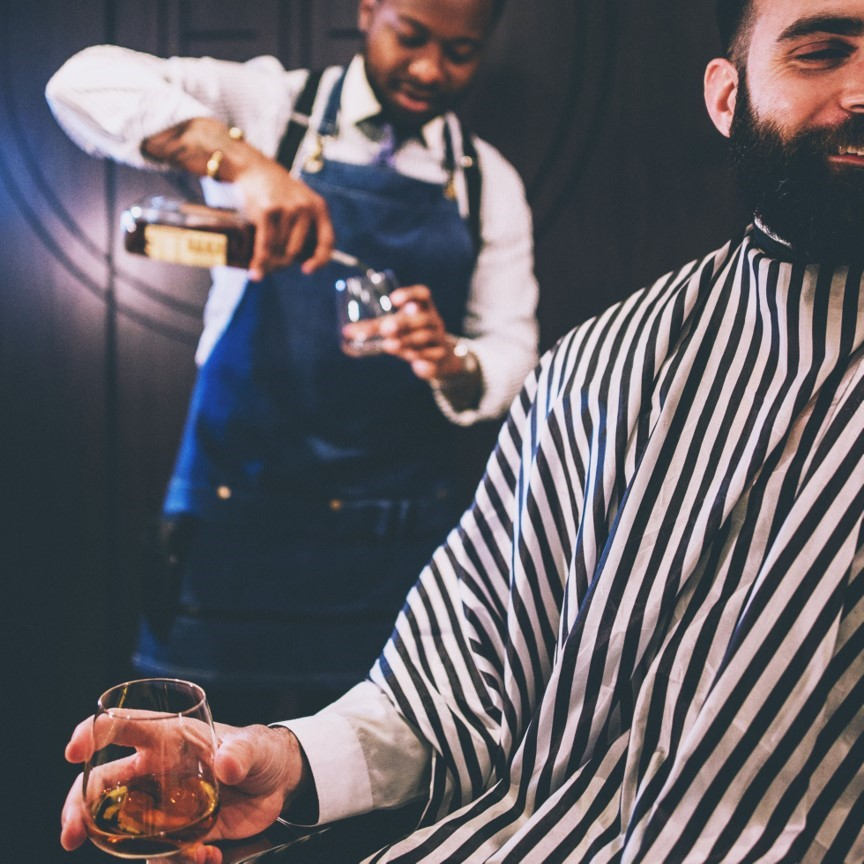 THE METROPOLITAN.   (1) Grooming Experience per month + exclusive invite to all ETHOS GSFM events and workshops. Missed your experience? No worries. All unused services are donated to Menzfit, LLC. Find out more  here .