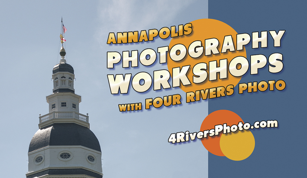 Photo Workshops in Historic Annapolis, Maryland