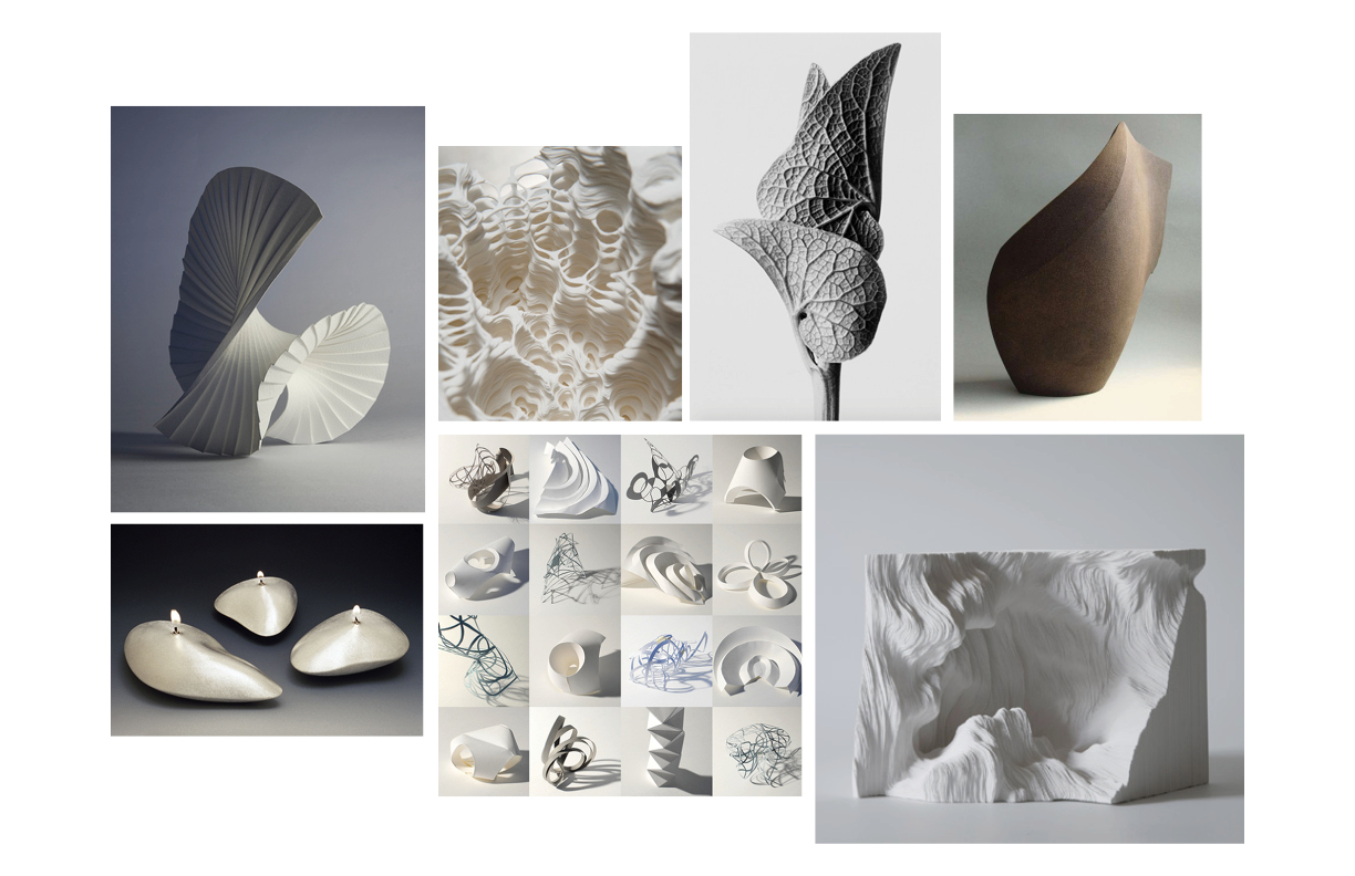 Capturing the complexity of natural forms