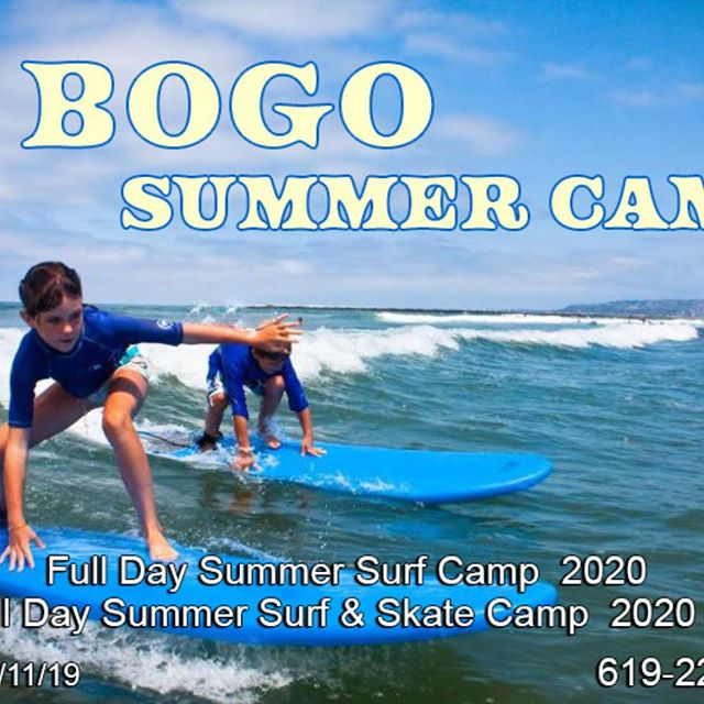 Biggest deal of the year!  Buy One Get One FREE on Summer Camp!!!! Never before been open to the public until NOW. Hurry this deal wont last long  Call to see if you are on of the first 10 callers to receive a FREE GIFT with your BOGO worth over $100 619-225-2317 or visit our website to grab the BOGO right now www.oceanexperience.net/giving-thanks
