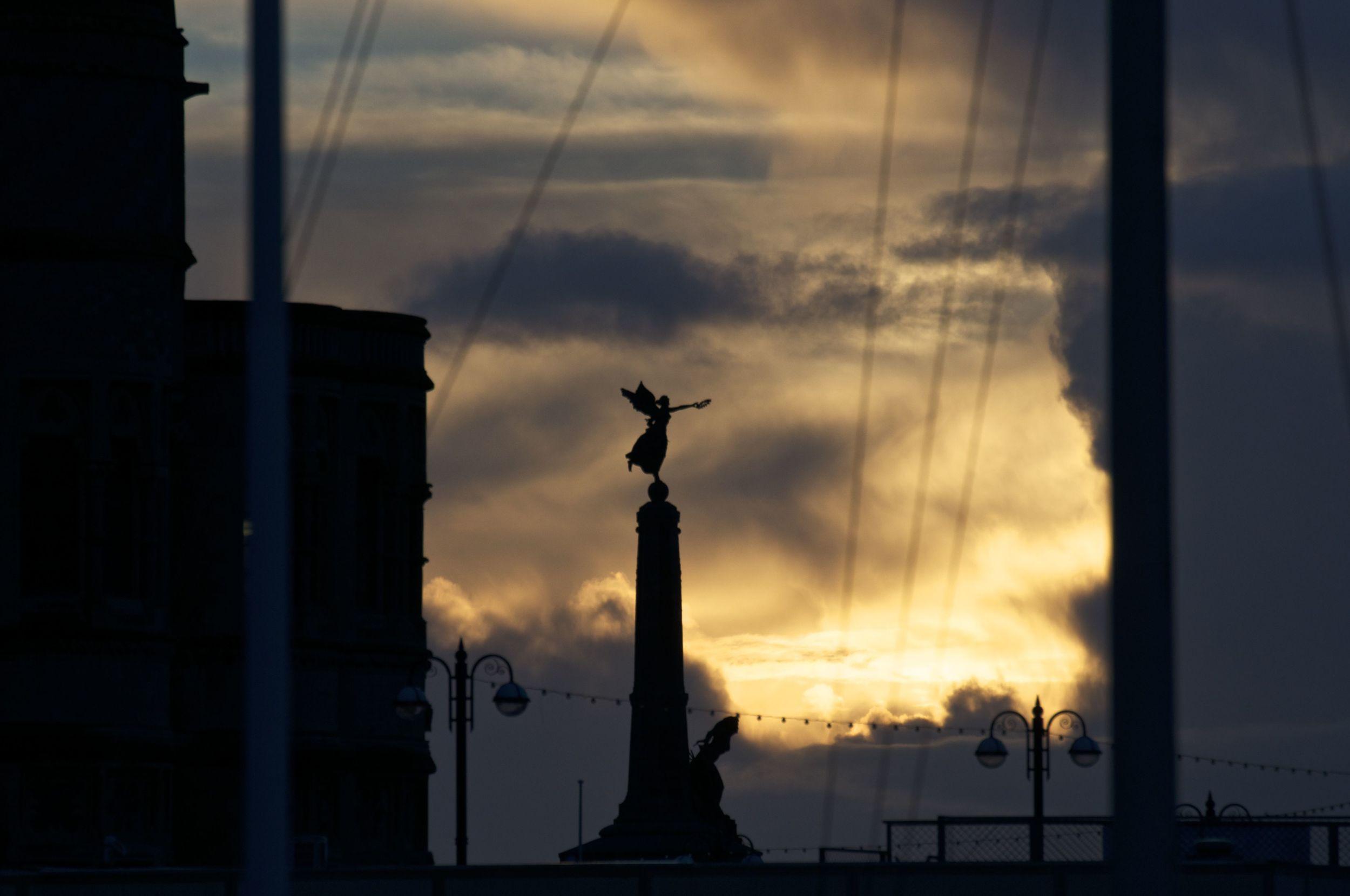 Wales sunset Aberystwyth Jan 14.jpg