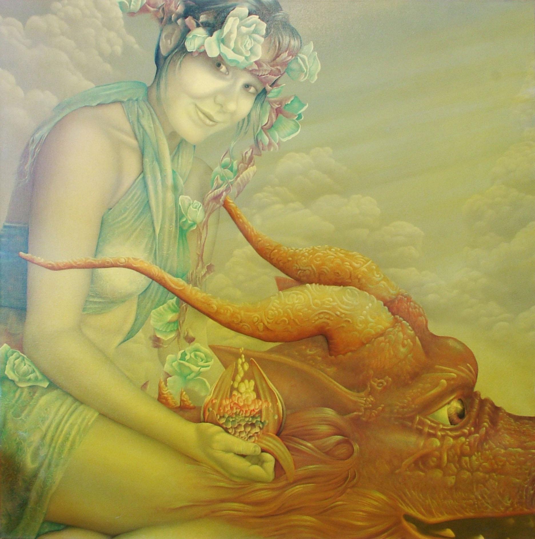 Martha and the Dragon