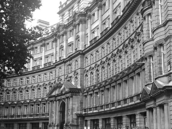 25 Finsbury Circus, Liverpool Street, City of London.