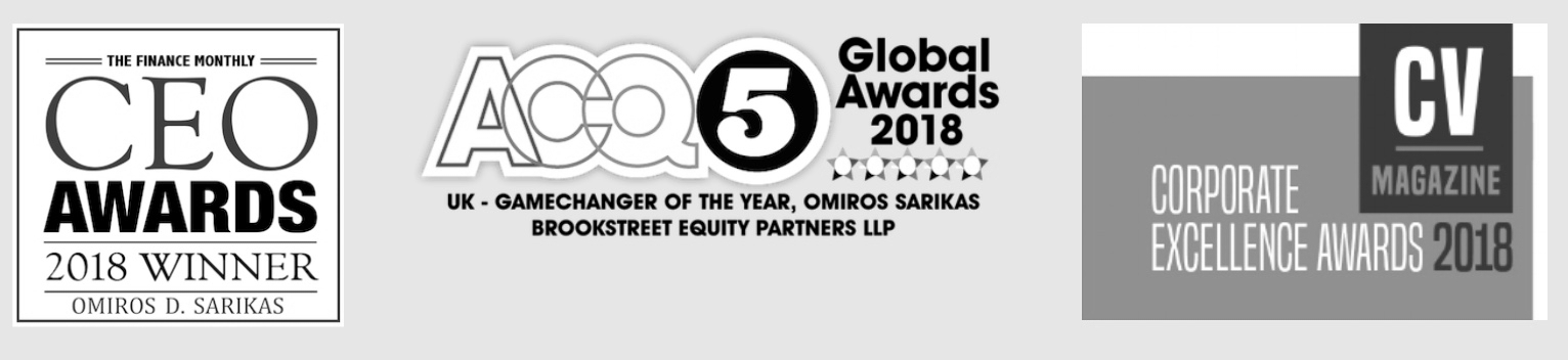 Omiros Sarikas-GameChanger of the Year, CEO of the Year, Most Influenctial CEO, Global Awards 2018.jpeg