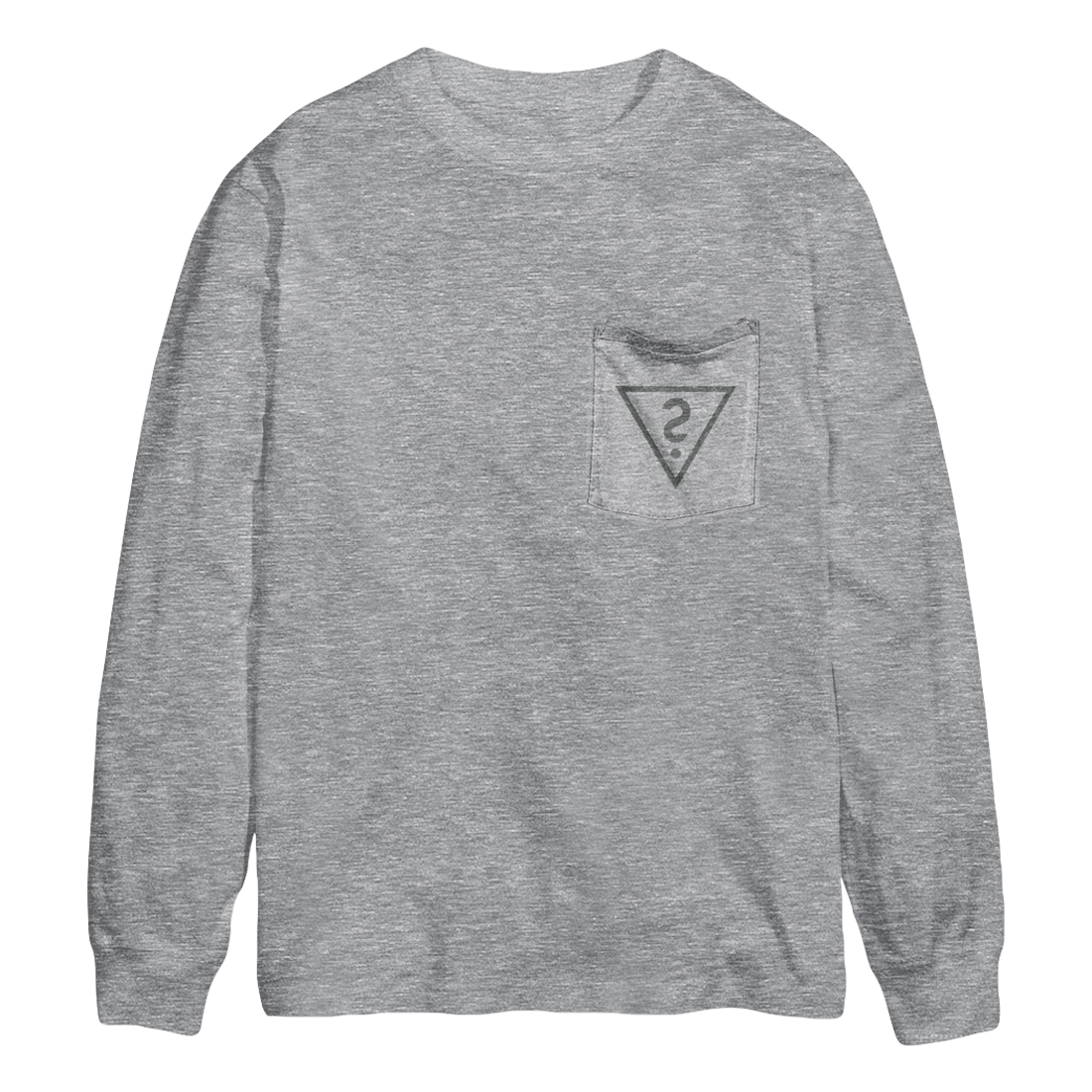 FE-23B   (LONG SLEEVE POCKET TEE)