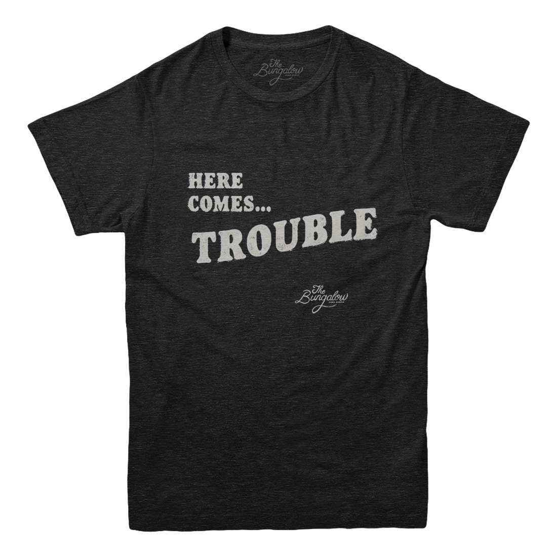 SS TROUBLE // HEATHER BLACK
