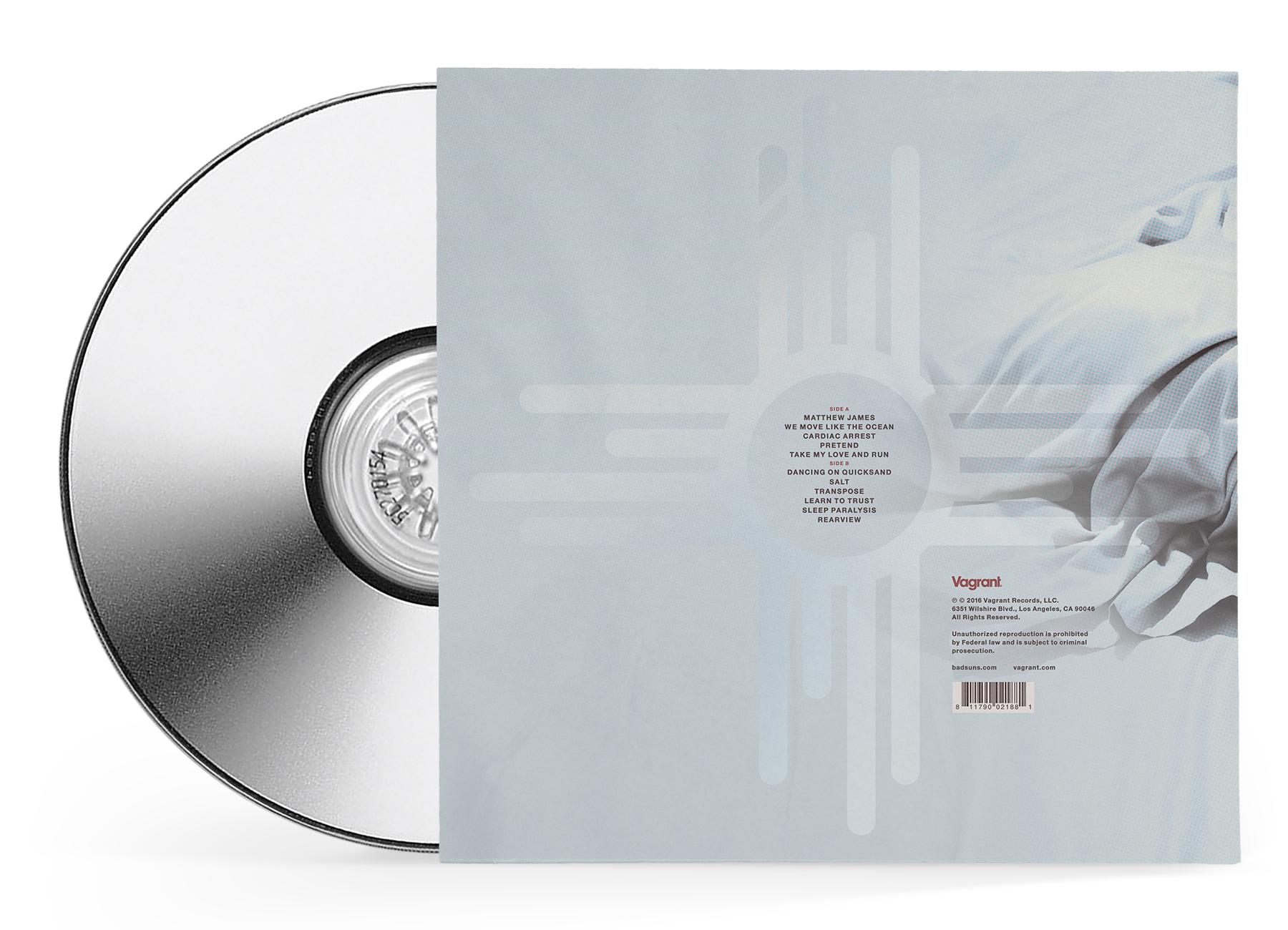 CD - V2 [BACK]