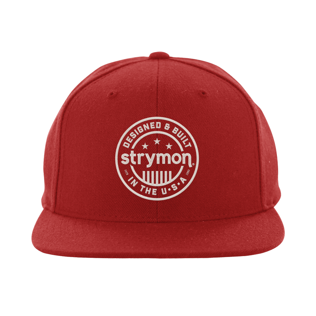 EMBROIDERED STRYMON USA
