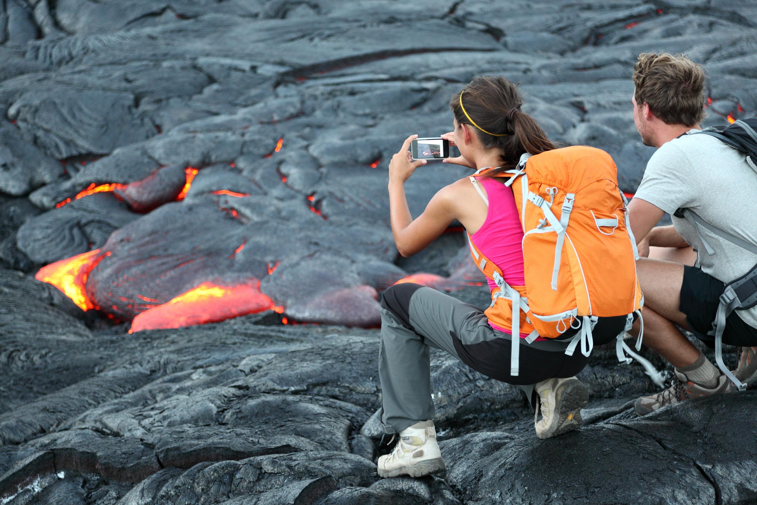 Image result for 5. Visit Hawaii Volcanoes National Park