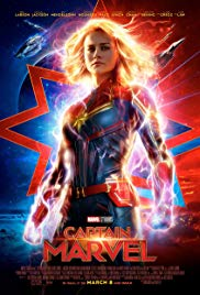 - MAD BATTER'S LAST MOVIE:)SATURDAY JULY 6SHOWTIME 7:00imdb 7.0Carol Danvers becomes one of the universe's most powerful heroes when Earth is caught in the middle of a galactic war between two alien races.