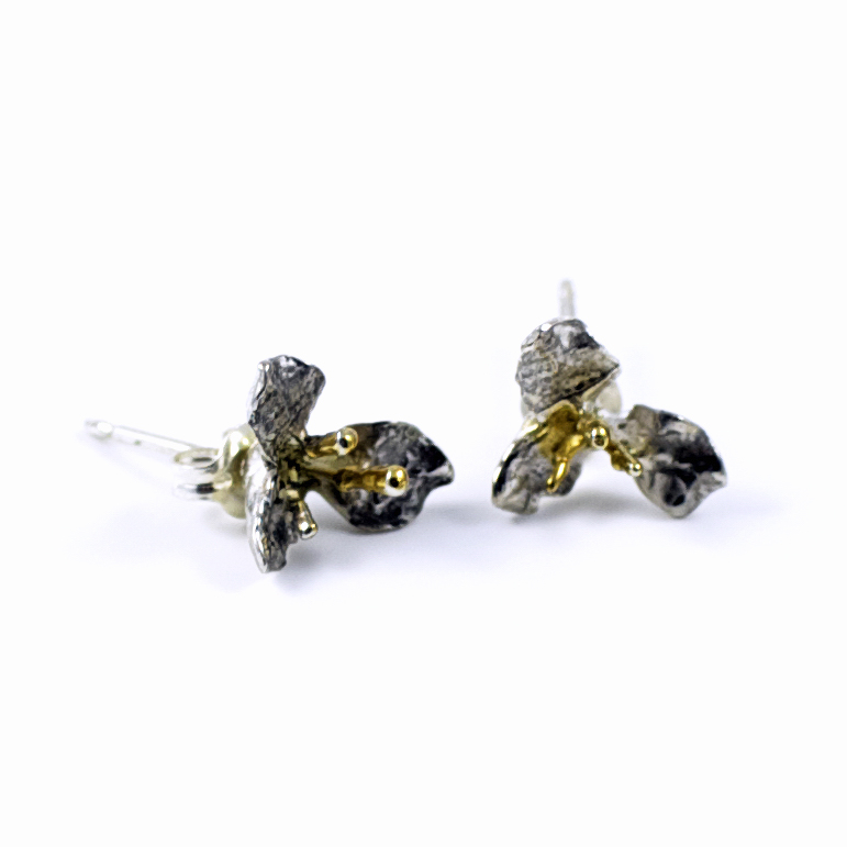 Tokyo Efflorescence Earrings (2014)