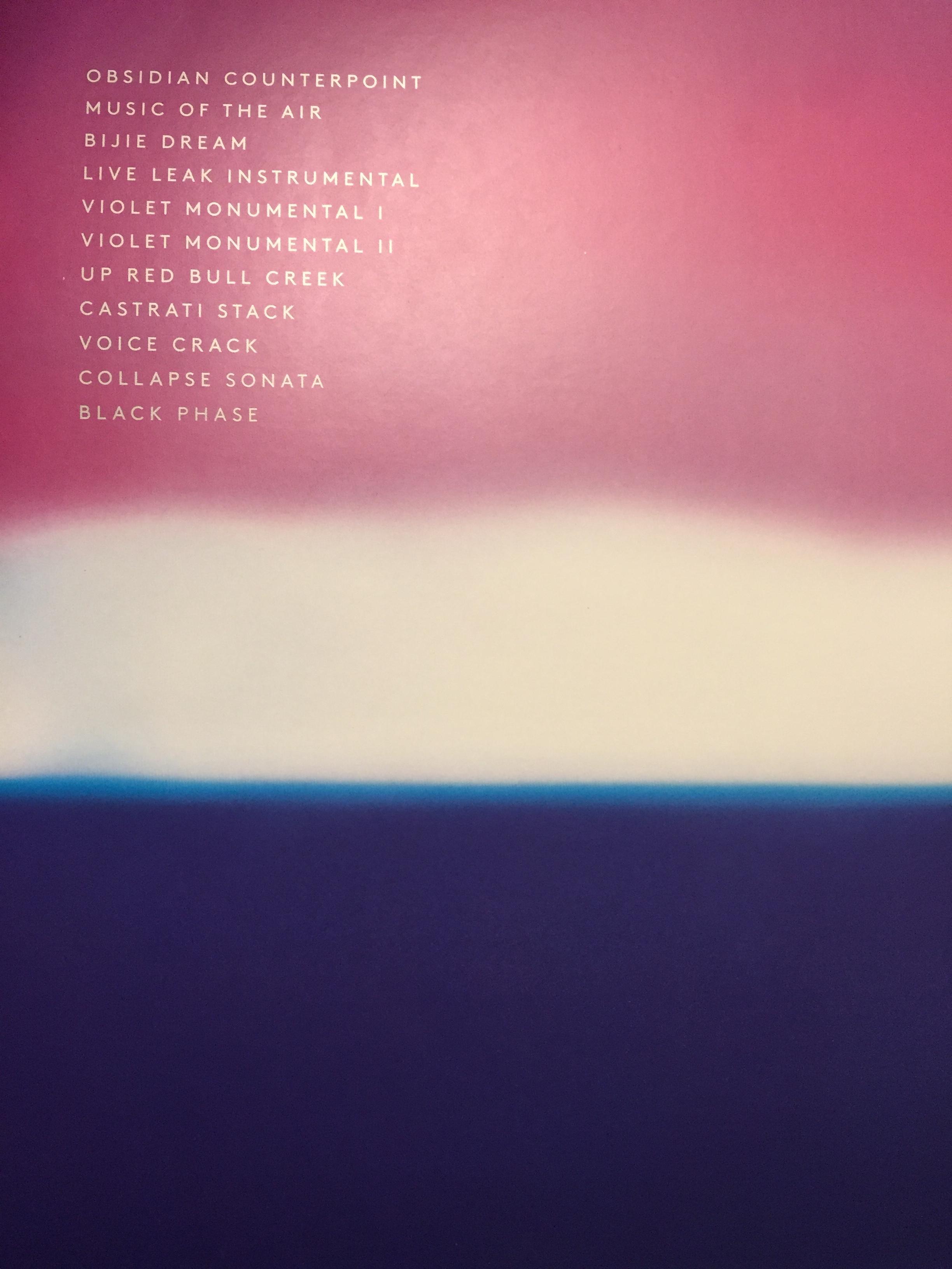 Hecker, Love Streams (back cover)
