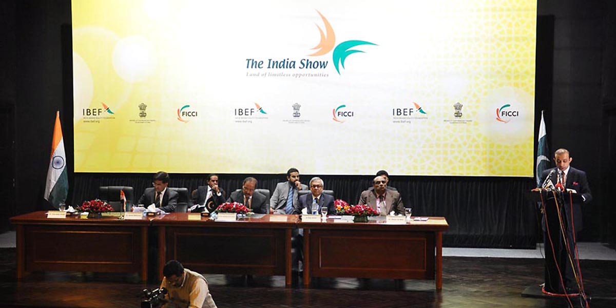 The India Show    Lahore, Feb 2012