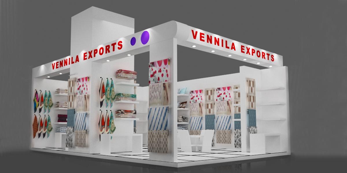Vennila exports, 2013