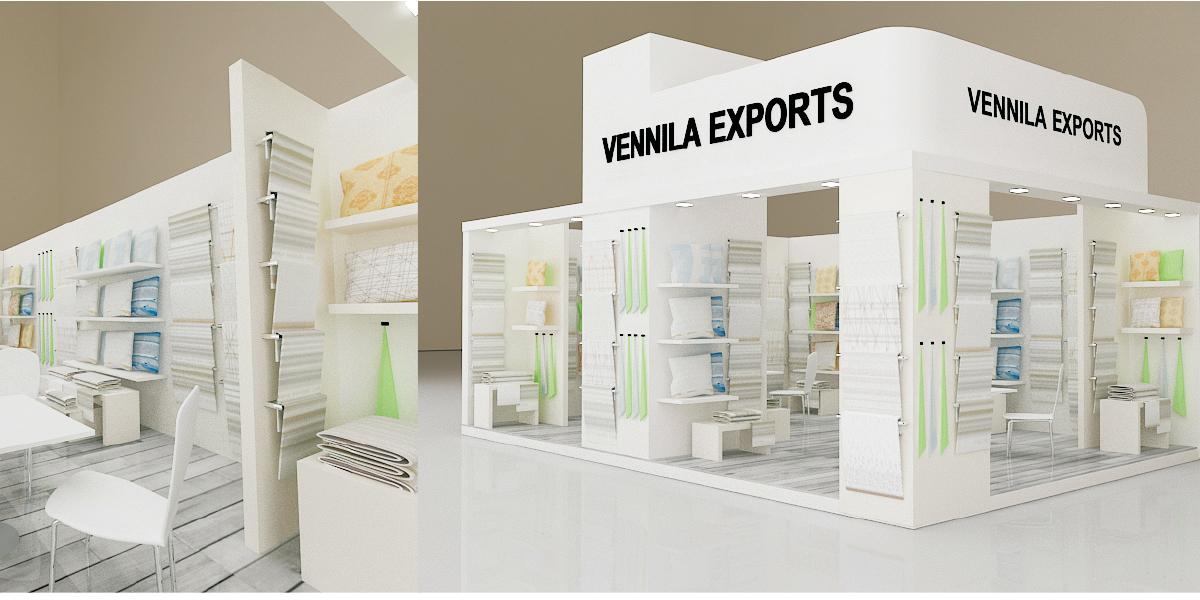 Vennila exports, 2014