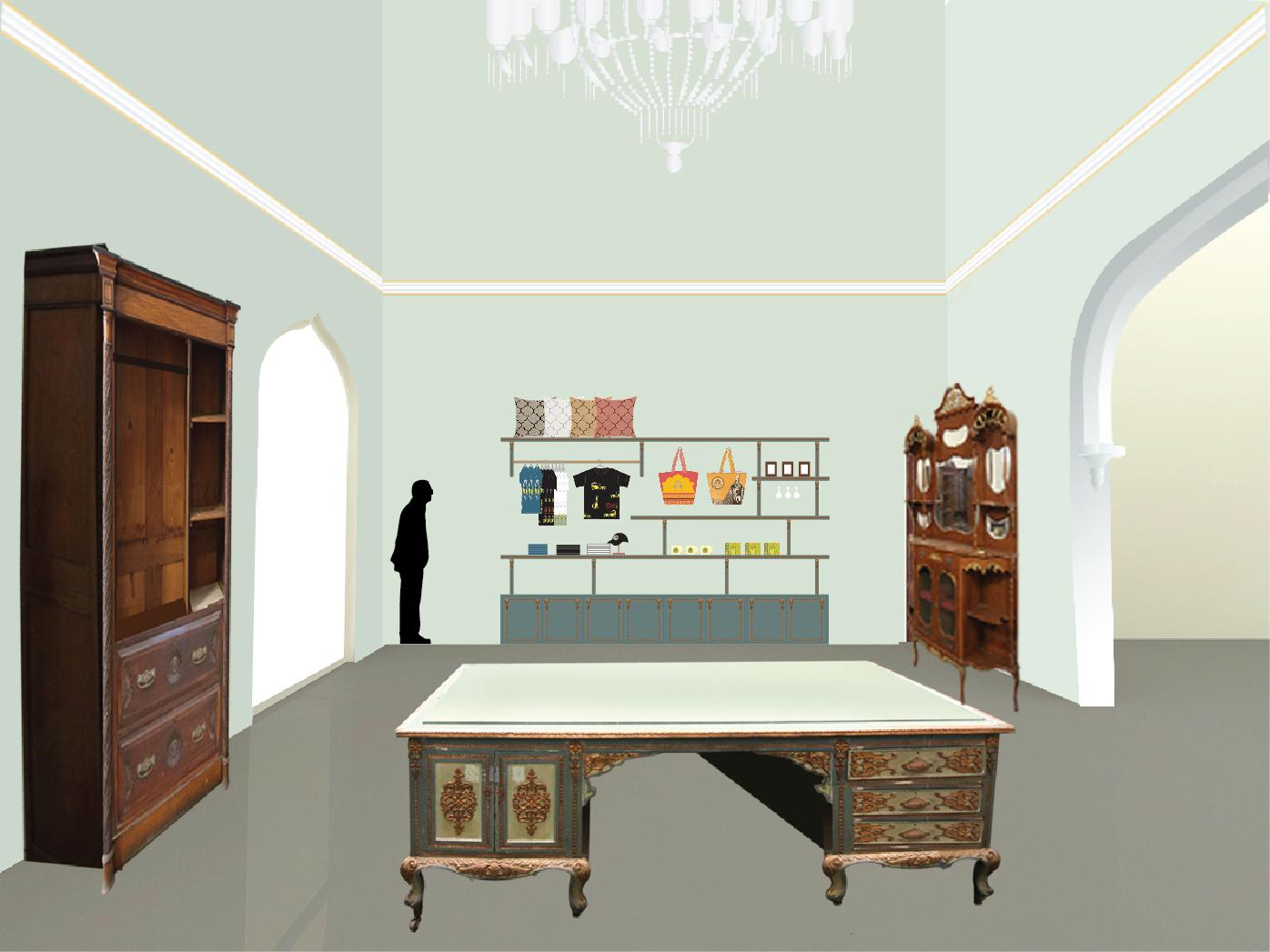 Chowmahalla Palace Museum Shop