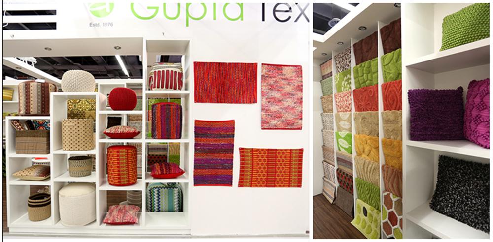 Gupta Textiles, Heimtextil 2016