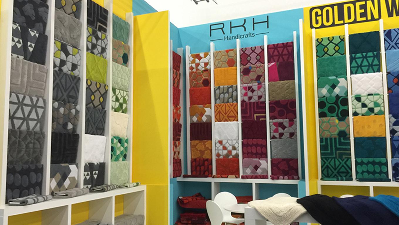 RKH Handicrafts, Heimtextil 2016