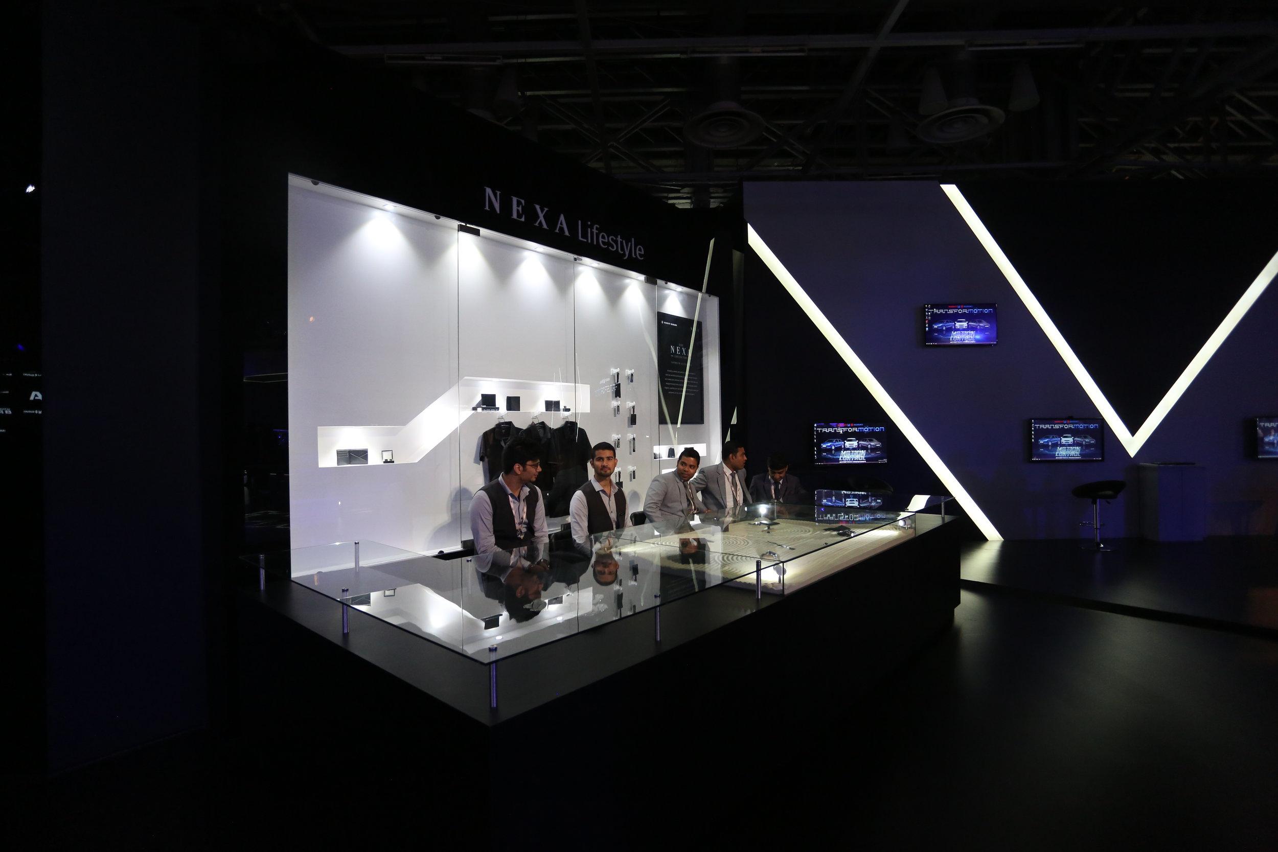Nexa, Auto Expo 2016