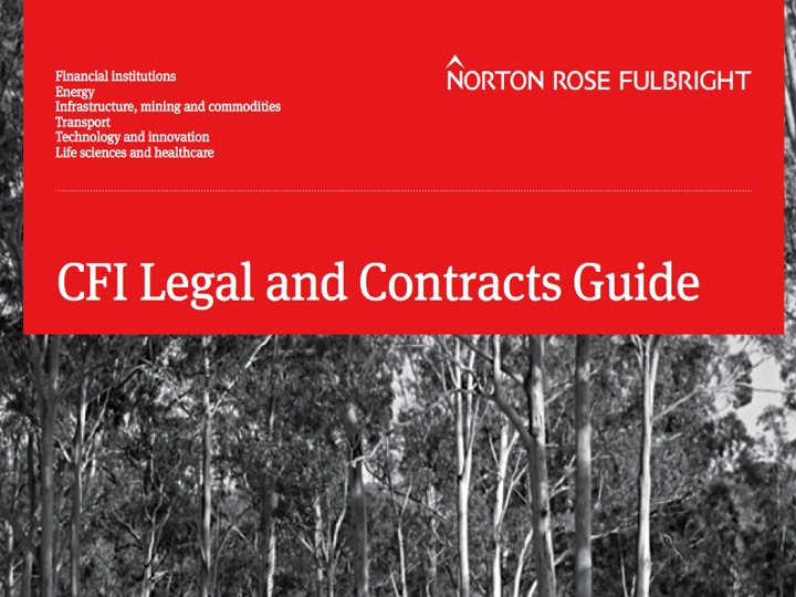 The Norton Rose Fulbright CFI Legal and Contracts Guide