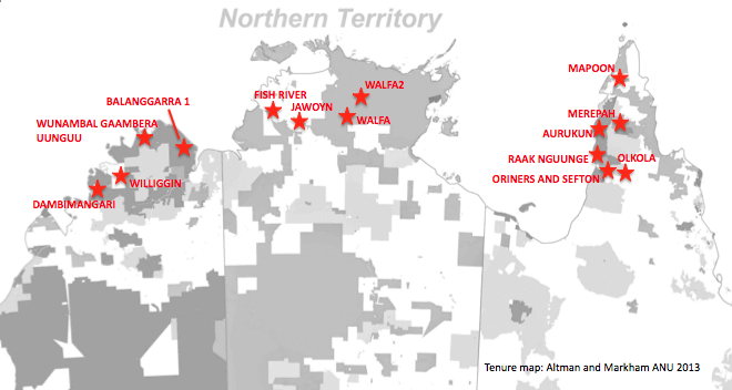 Aboriginal savanna projects now span the north of Australia