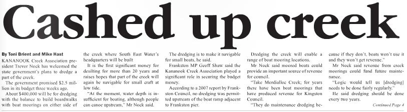 Frankston Times 23 May, 2013: Page 1