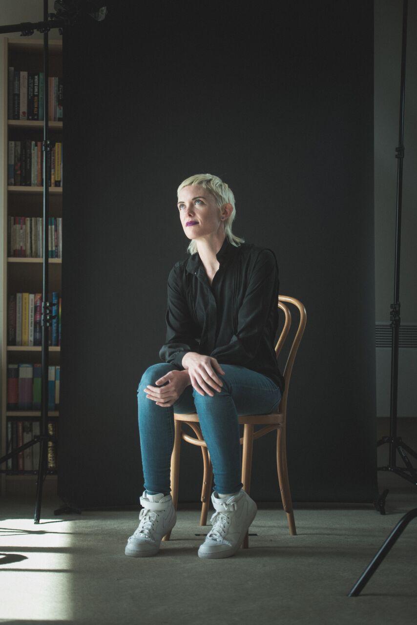 Meg Gannon - Writer - 2016