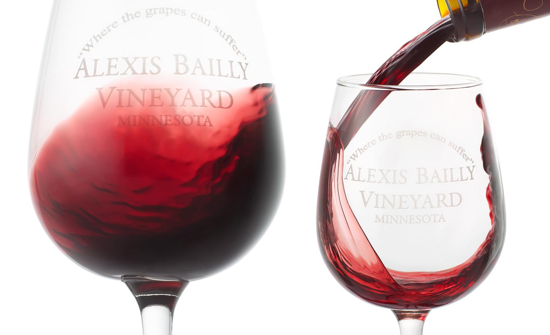 Alexis Baily Wine Pour | Tony Kubat Photography