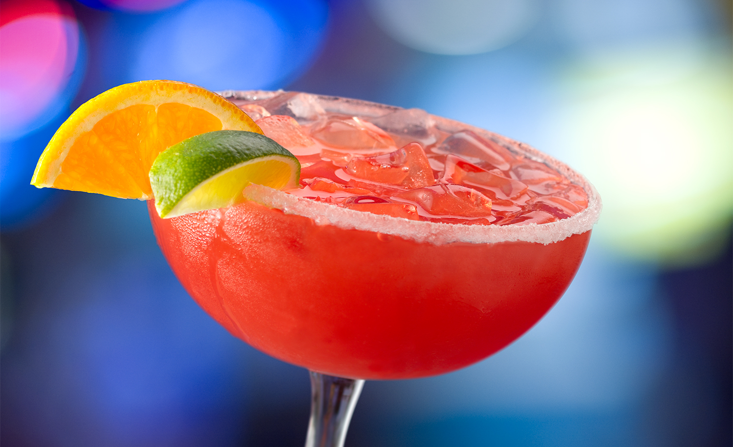 Strawberry Margarita | Tony Kubat Photography