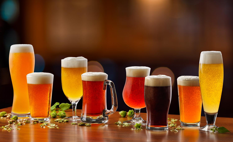 Glasses Of Beer | Tony Kubat Photography