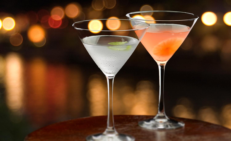Martini Cocktails | Tony Kubat Photography