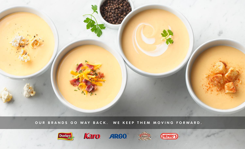Potato Cheese Soup   Tony Kubat Photography