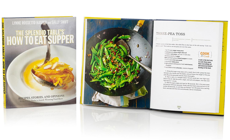 The Splendid Table Recipe Book   Tony Kubat Photography