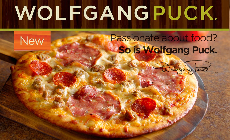 Wolfgang Puck Pizza  Tony Kubat Photography