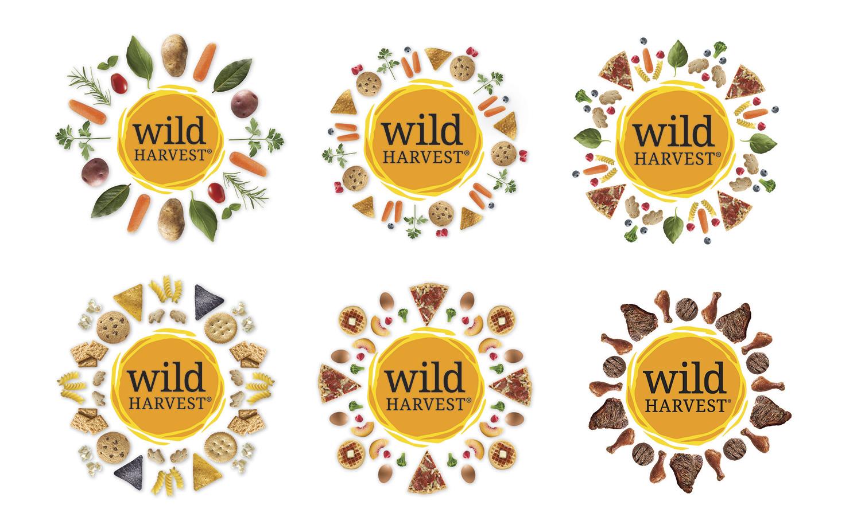  Wild Harvest Logos I Tony Kubat Photography