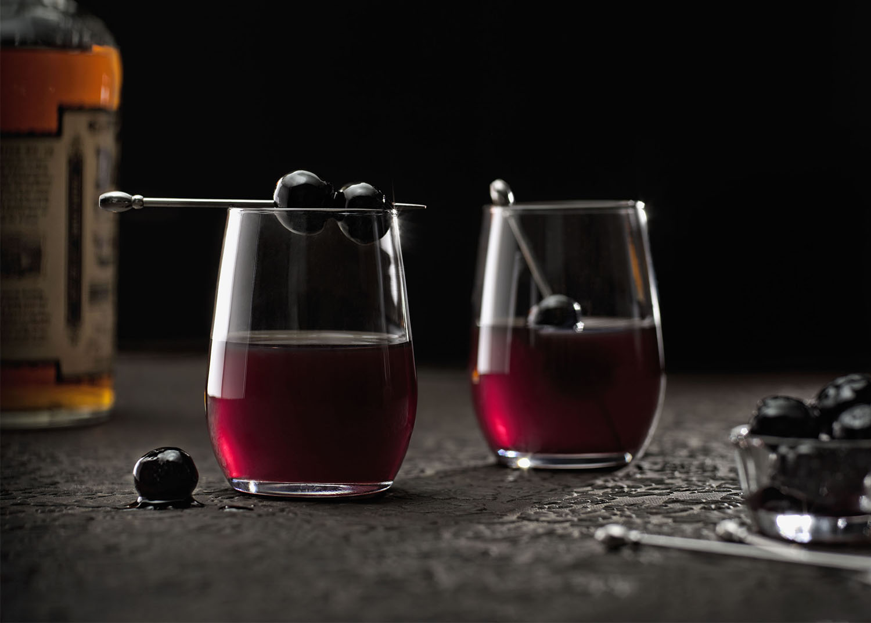 Cinnamon & Black Cherry Infused Bourbon