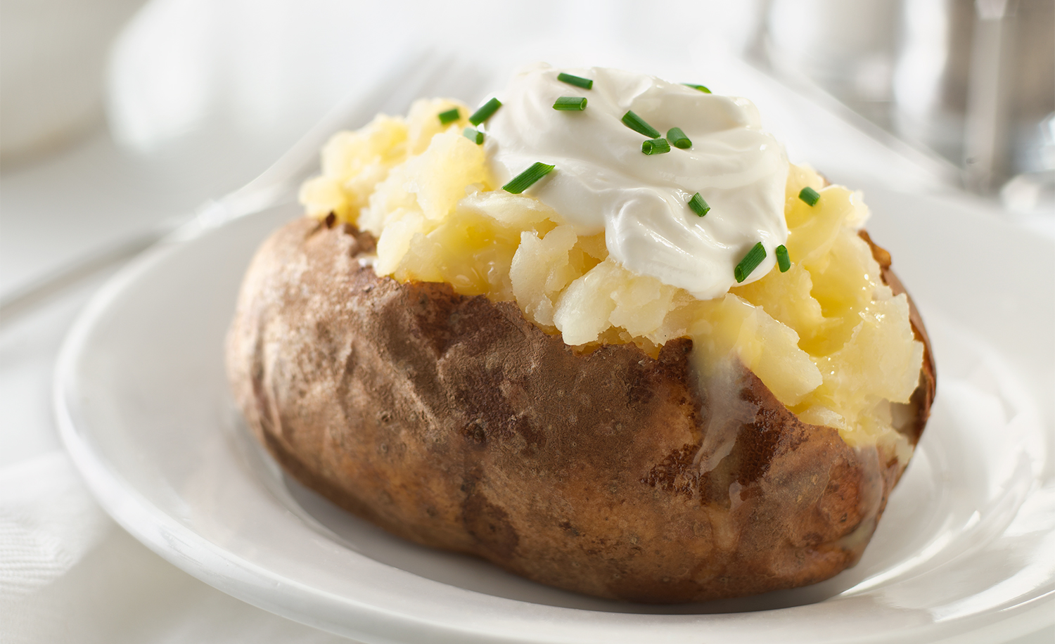 Baked Potato | Tony Kubat Photography