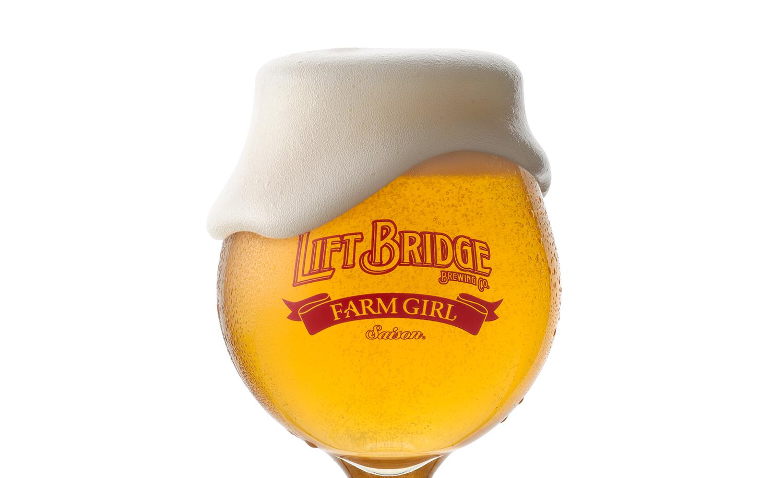 Lift Bridge Beer | Tony Kubat Photography