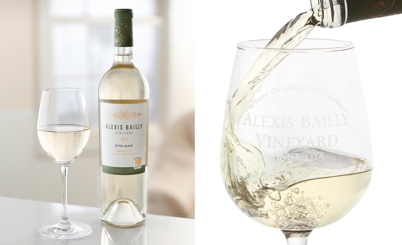White Wine Pour | Tony Kubat Photography