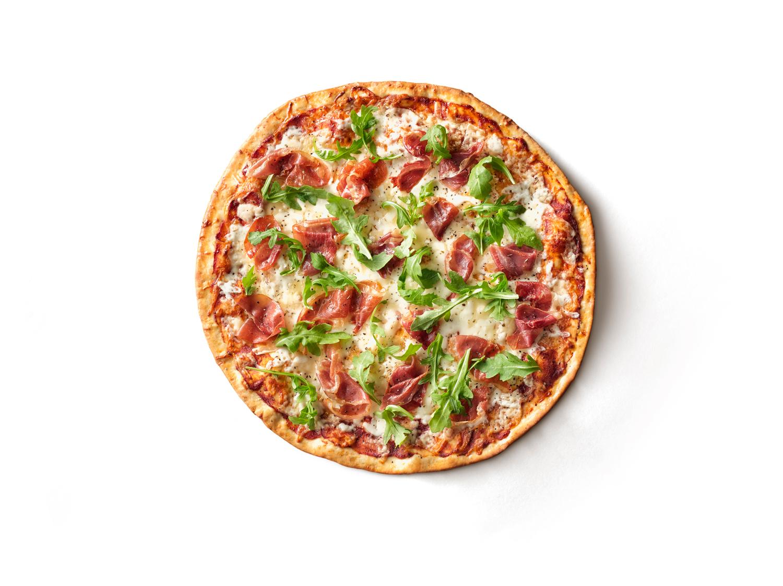 Arugula Pizza 1 | Tony Kubat Photography