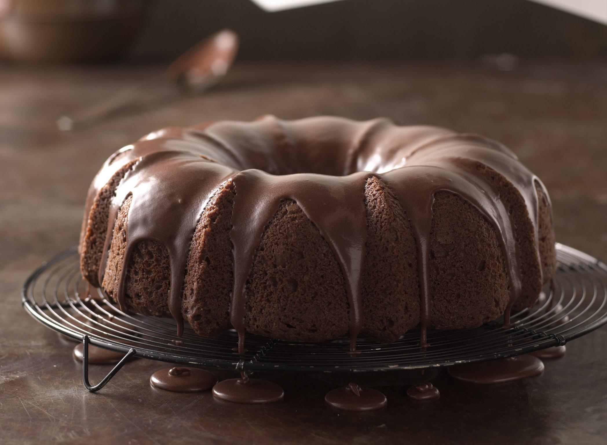 Bundt Cake Before 4 | Tony Kubat Photography