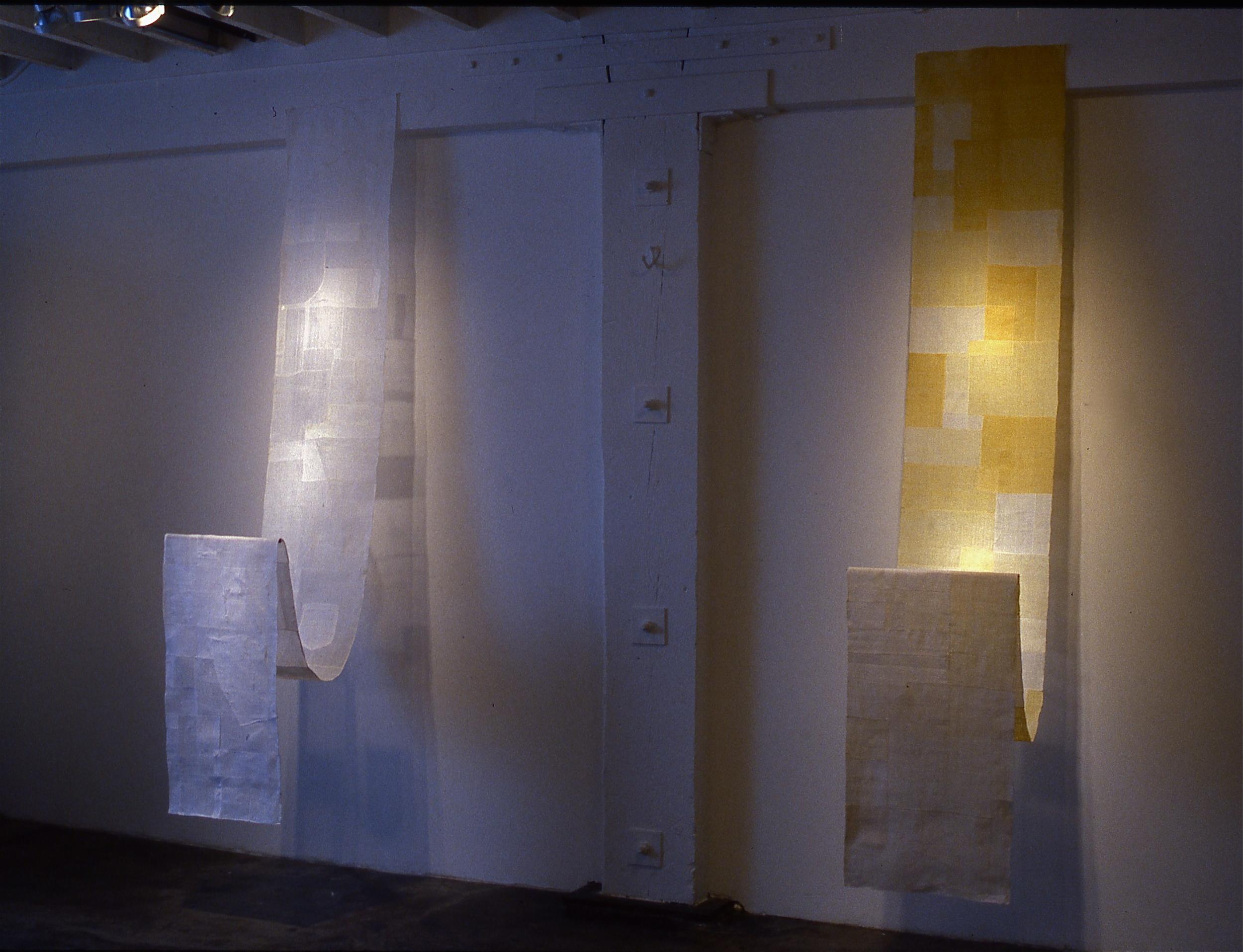 bojagi installation  2004