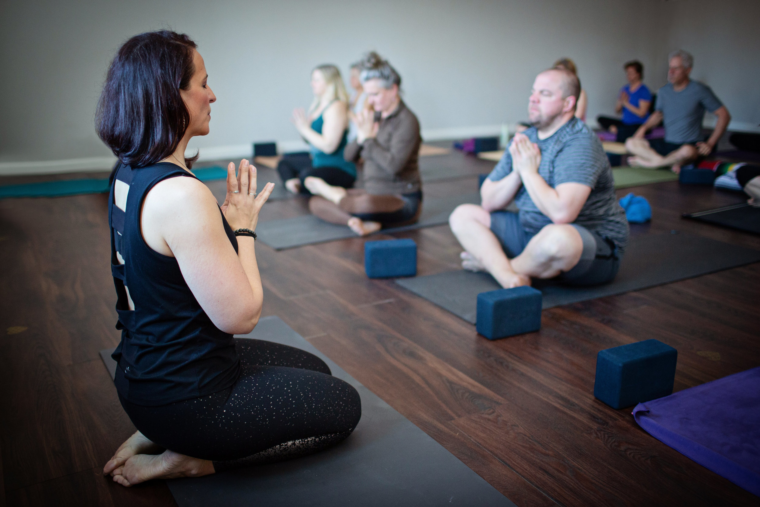 New To Yoga - Start your yoga practice with confidence. Click the link below to find out how.