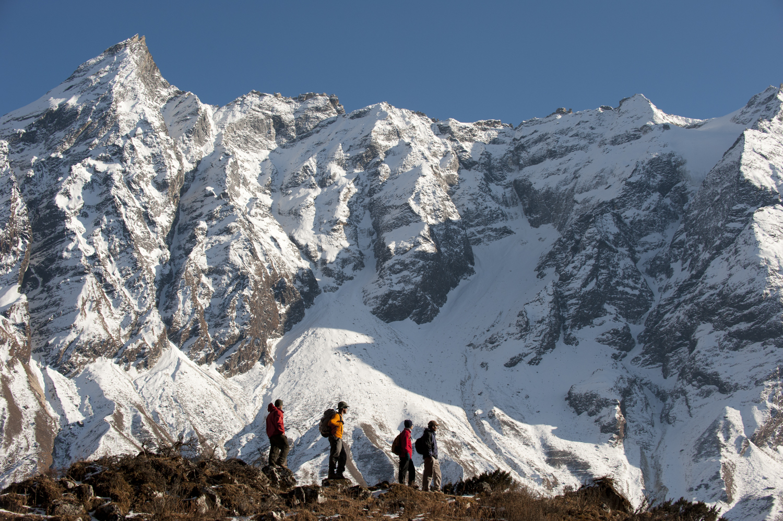 Manaslu region, Nepal