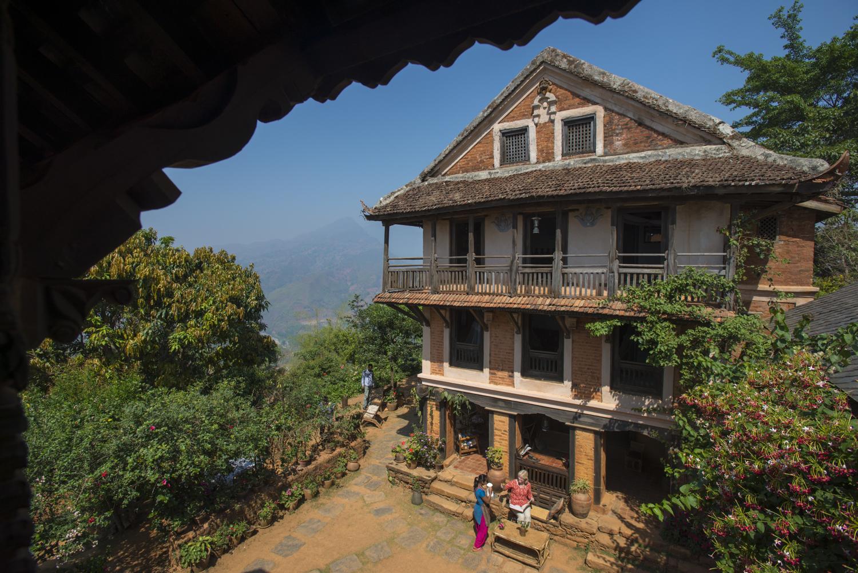 The Famous Farm, Nuwacot, Nepal