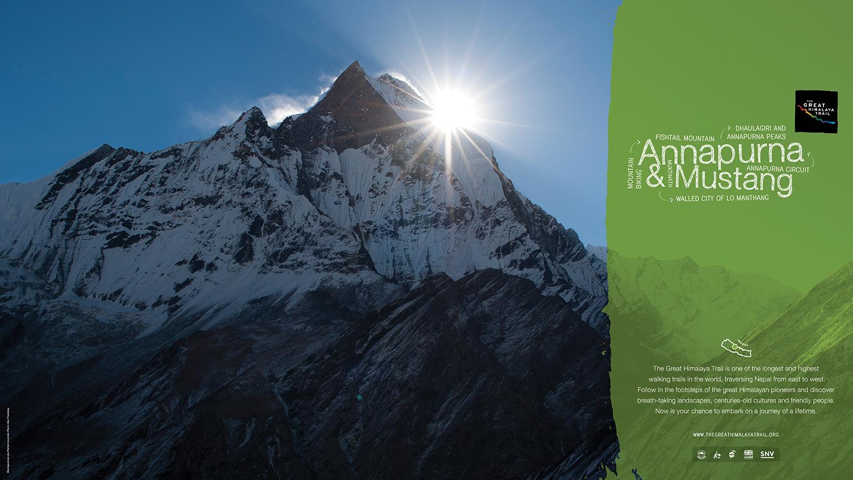 Annapurna & Mustang poster