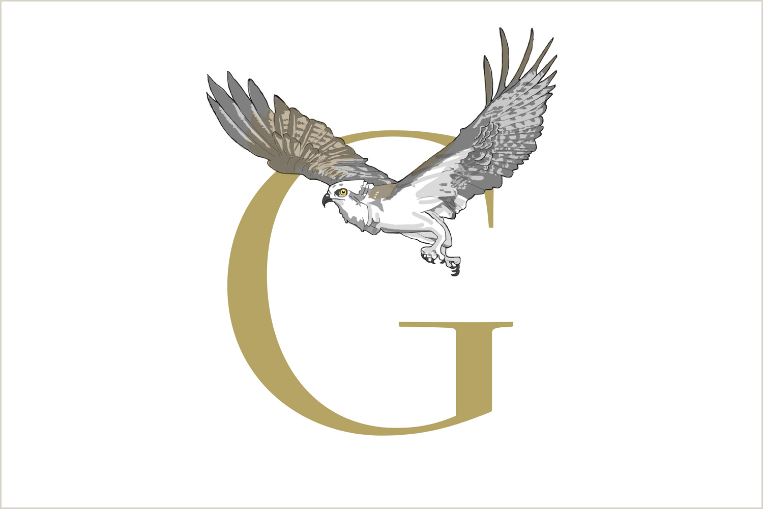 There is also a simple 'G' version of the logo
