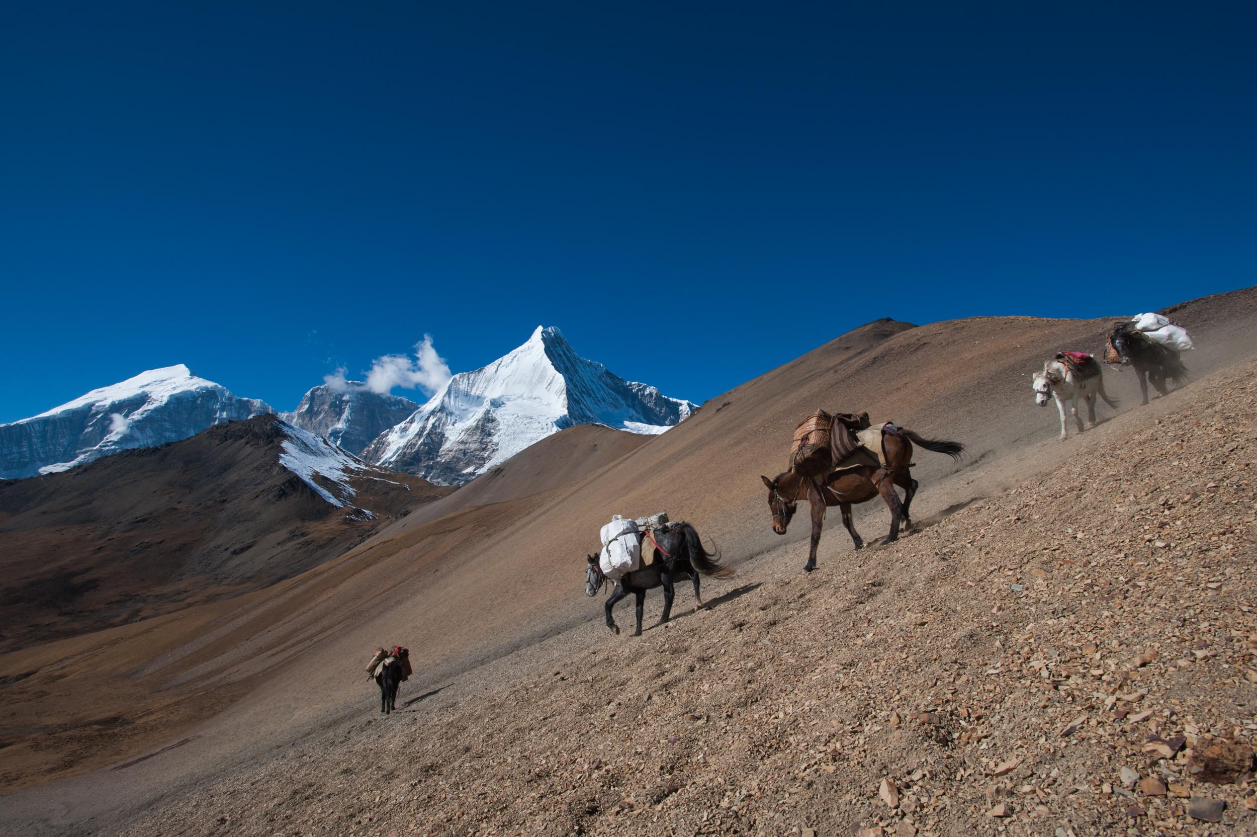 Nyile La, Bhutan