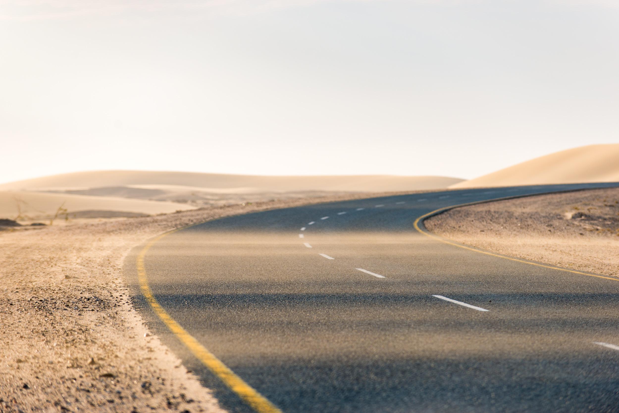 Road to Luderitz