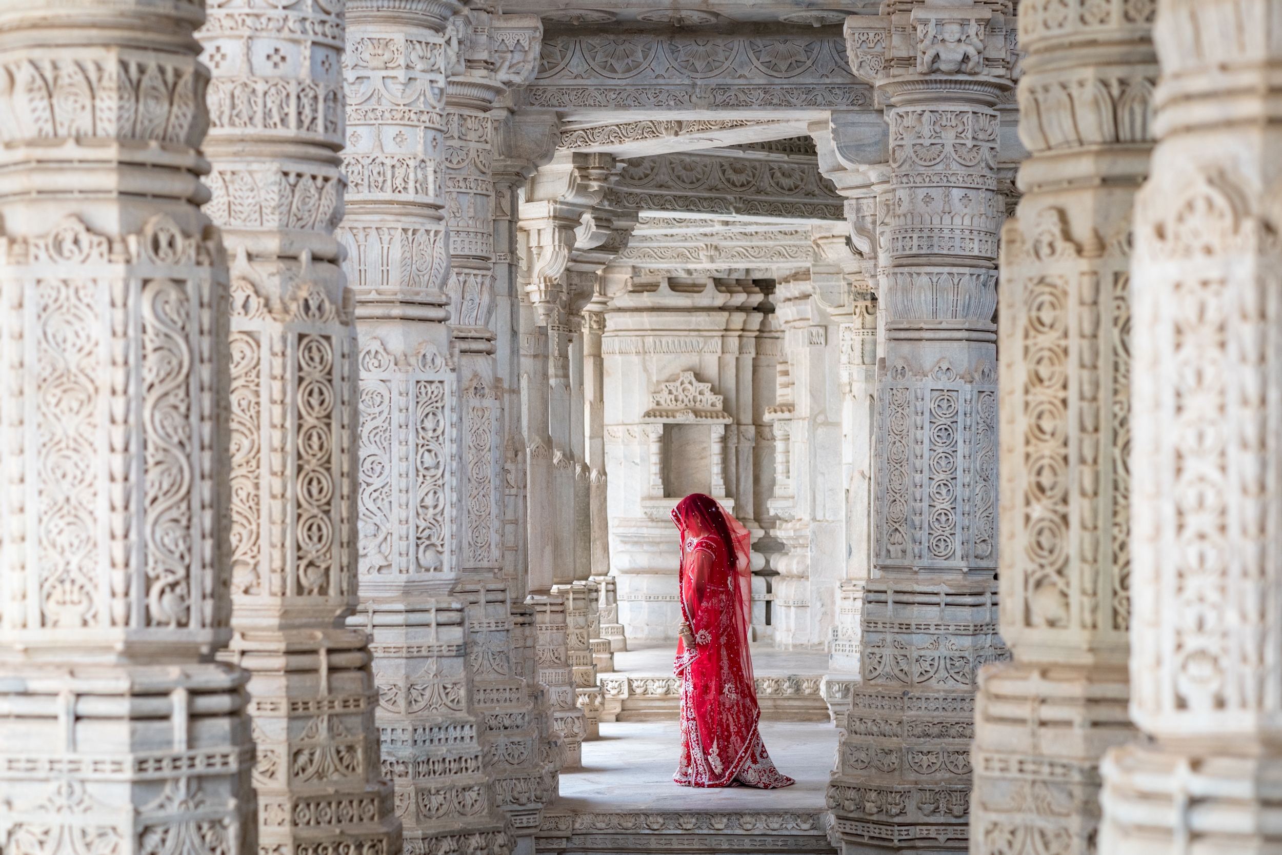 Ranakpur Temple  Rajasthan, India 2018